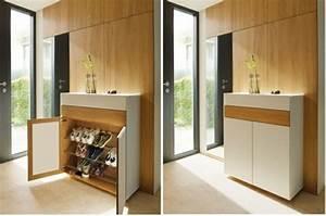 Moderne Flur Gestaltung Hochqualitative Holzmbel Bieten