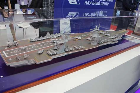 Shtorm A Look At Russia's New Design For A Future