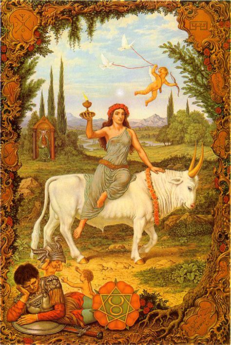 Lada Kundalini by Zodiacal Sign Of Taurus