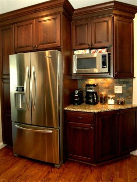 coffee cabinets for kitchen kitchen layouts design pictures remodel decor and ideas