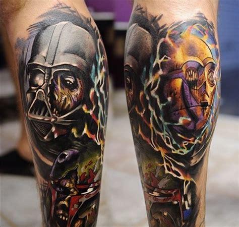pick  favorite star wars tattoo   lineup