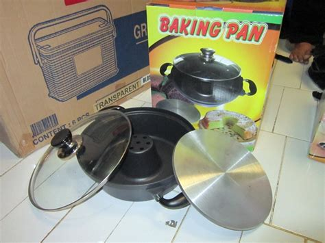 Daftar Harga Teflon Panggang baking pan snack maker cetakan bolu panggang bahan teflon