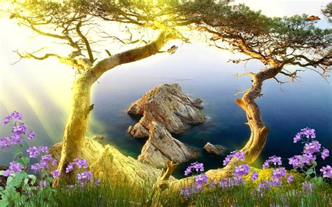 Beautiful Animated Wallpapers For Desktop - beautiful landscape animated wallpaper