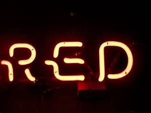 Red Dog Neon Section