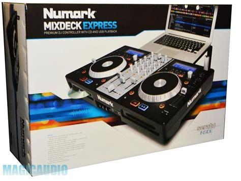 numark mixdeck express  channel dj controller sem caixa