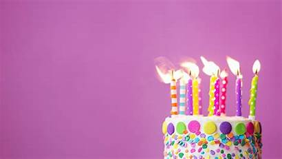 Birthday Happy Background Cake Wallpapers Feliz Wishes
