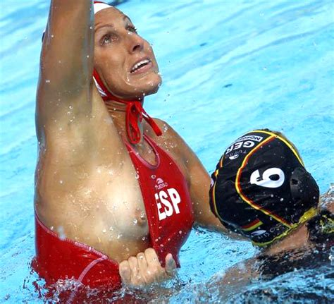 Olympic Nudes Water Polo Edition