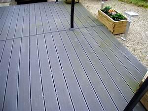 Composite Pour Terrasse : terrasse composite hiver nos conseils ~ Premium-room.com Idées de Décoration