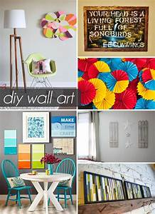 50, beautiful, diy, wall, art, ideas, for, your, home