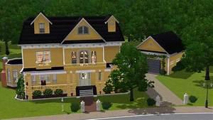 Sims 3 Wisteria Lane - Gabrielle Solis' House - YouTube