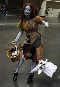 Steampunk Sally and Zero - Nightmare Before Christmas ...