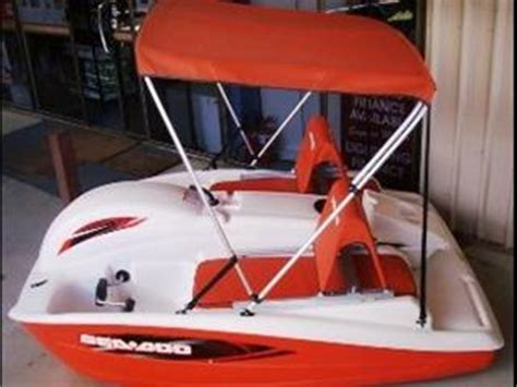 Sea Doo Pedal Boats For Sale by Bad Request