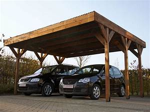 Garage En Bois Leroy Merlin : installer un carport leroy merlin ~ Melissatoandfro.com Idées de Décoration