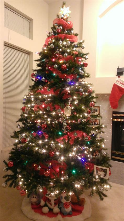 Decorating Trees by How To Decorate A Tree Elegantly 12 Steps
