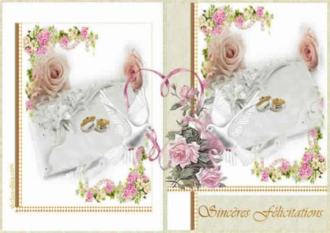 modele de carte de mariage a imprimer gratuit carte d invitation mariage gratuit faire parts de