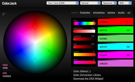 stimulating color palette tools  designers sitepoint