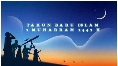 ucapan gambar selamat   islam  muharram