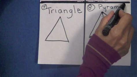 fun drawing geometric shapes kindergarten st