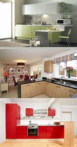Get a modular kitchen design for your small kitchen area for Kitchen design for small areas