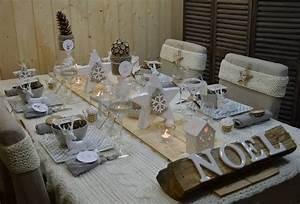 Pour Votre Decoration De Table De Noel Wwwmode And