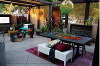 best eclectic patio design ideas Colorful, Eclectic Courtyard | 2014 | HGTV