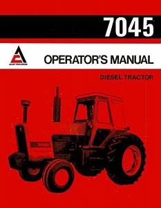 Case V Tractor Parts Manual User's Guide And Manuals
