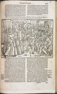John Foxe U2019s Book Of Martyrs
