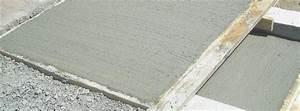 Renover Dalle Beton Exterieur : couler une dalle beton exterieur interesting peindre with couler ~ Melissatoandfro.com Idées de Décoration