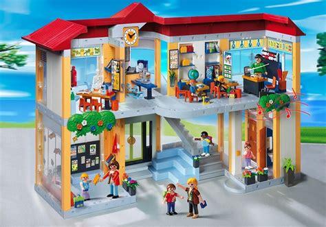 jeu de cuisin playmobil furnished building 4324 by playmobil usa