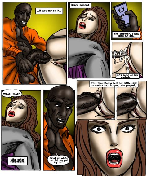Illustrated Interracial Slut Breeding Issue 3 And 4 Porn