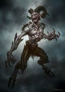 The Game Dungeon: Check Out This Satyr