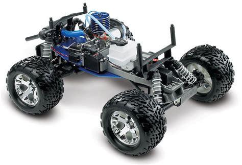 monster truck nitro 2 traxxas nitro stede 2 4ghz w 2amp dc charger 41094 1