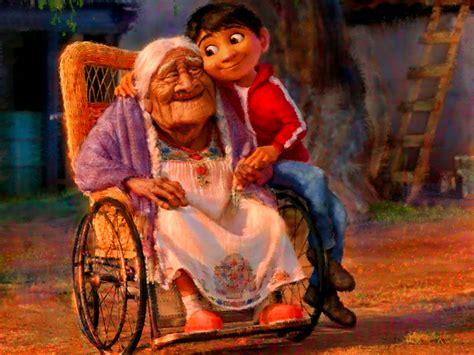 Miguelito Mama and Coco