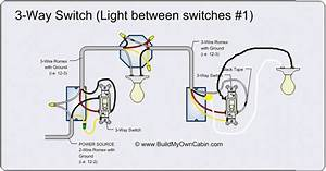 Electrical Trying To Add A Light At The End Of A 3 Way Switch Wiring Diagram