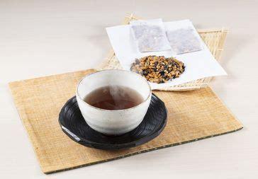 玄米 茶 カフェ イン