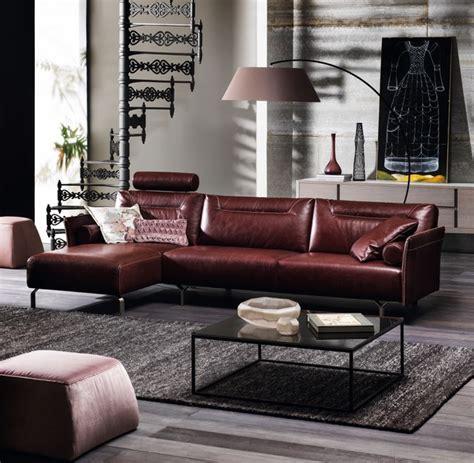 canapé italien natuzzi tenore by natuzzi italia contemporary living room