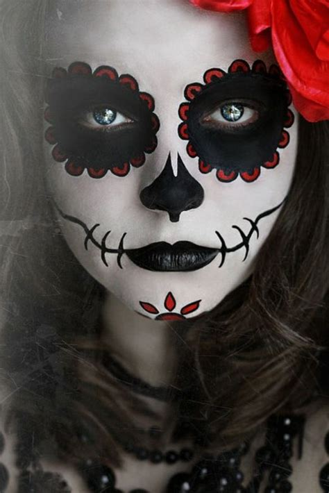 vorlagen damen die besten 25 gruselig schminken ideen auf gruselig karneval