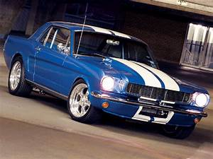 Curtis Horne's 1966 Ford Mustang - Hot Rod Network
