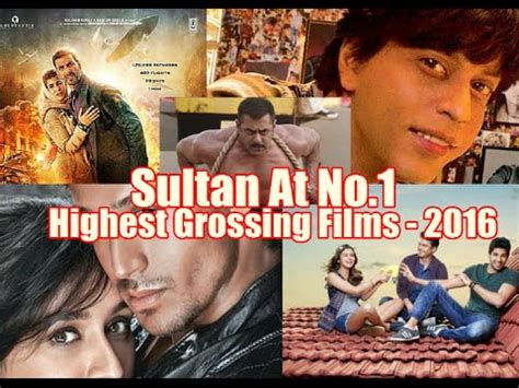 top 10 highest grossing of 2016