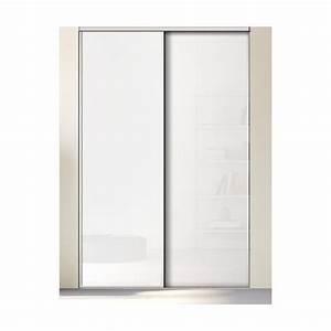 porte placard 90 cm cm pas de colle opaque dcoratif en With film miroir pour porte de placard