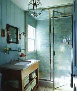 11 simple ways to make a small bathroom look bigger With how to make a small half bathroom look bigger