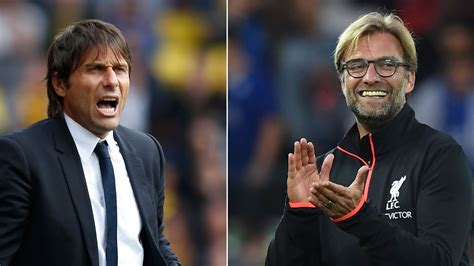 Antonio Conte wants Chelsea to deal Liverpool's title ...