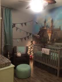 a harry potter inspired nursery project nursery