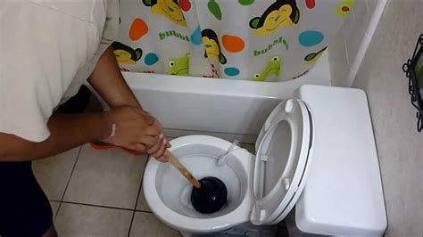 How To Unclog A Toilet With A Plunger Like A Champ