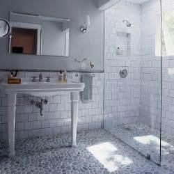 Ideas For Bathroom Floors Bathroom Floor Ideas