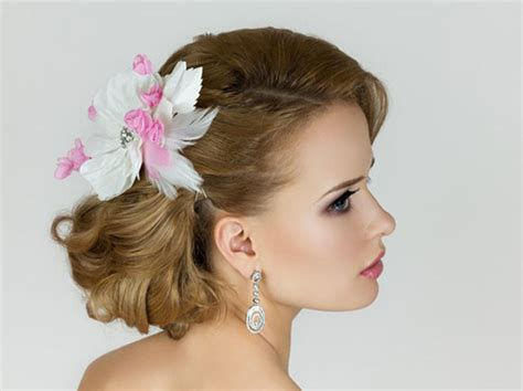 Wedding For Medium Hair : Wedding Hairstyles Gallery