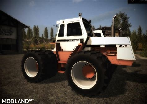 iron case  tractor   mod farming simulator