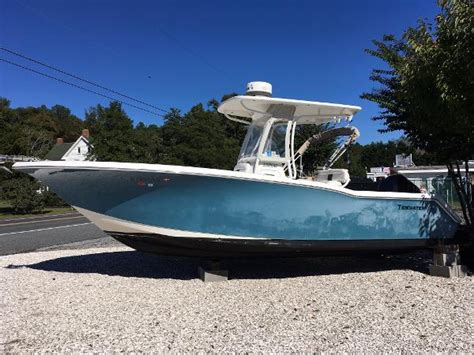 Tidewater Boats Selbyville De by 2012 Tidewater 230 Cc Selbyville Delaware Boats