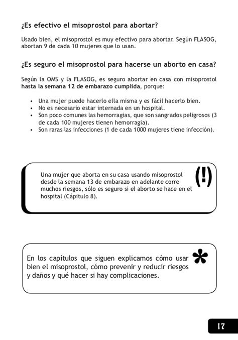 Cytotec 3 Semanas Manual Aborto Con Pastillas Argentina