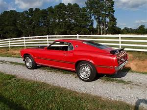 1969 Ford Mustang Mach 1 SportsRoof Pictures Gallery - Hot Rod Cars